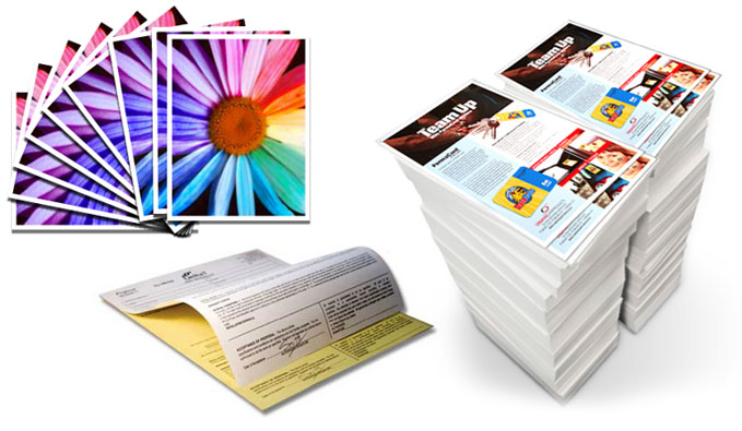 Digital Copying and Printing Services