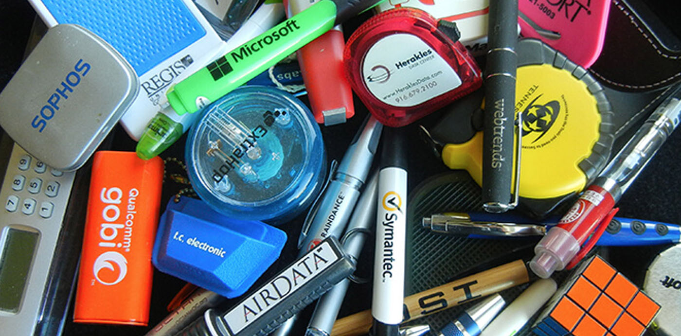 Branded Promotional items to promote your business
