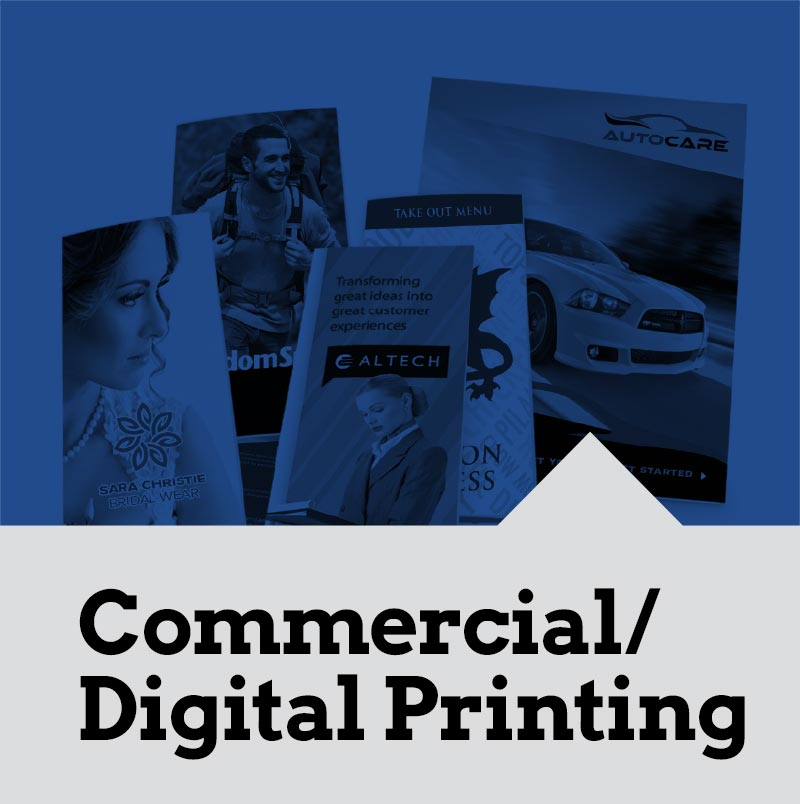 Commercial Offset and Digital Printing