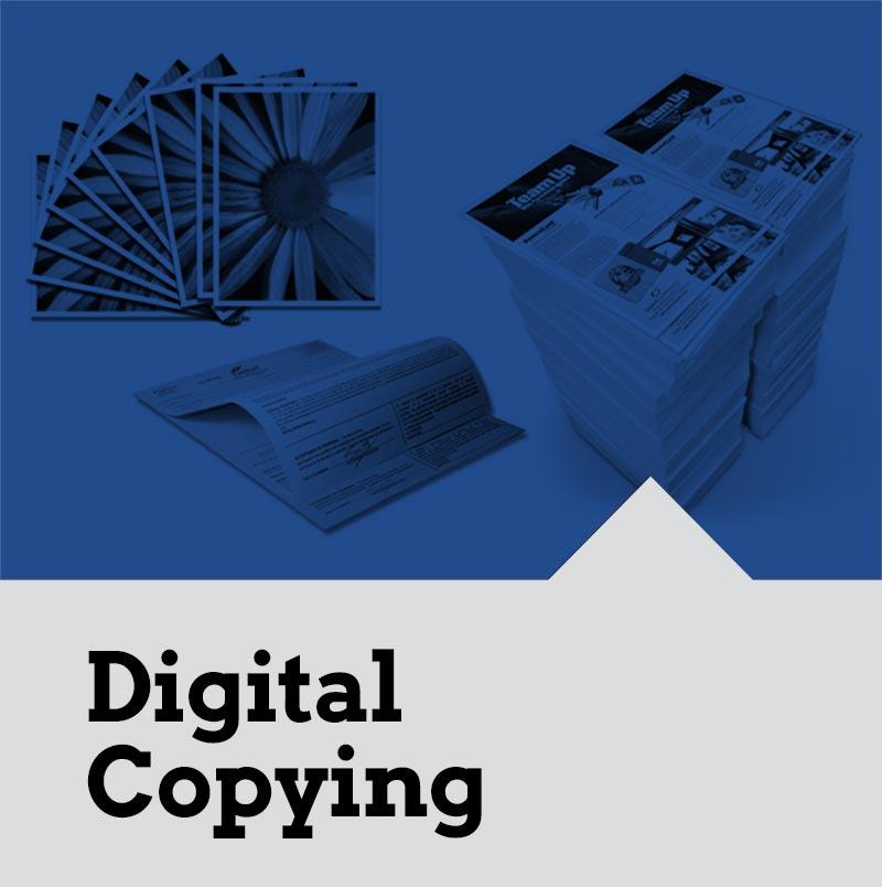 Digital Copying