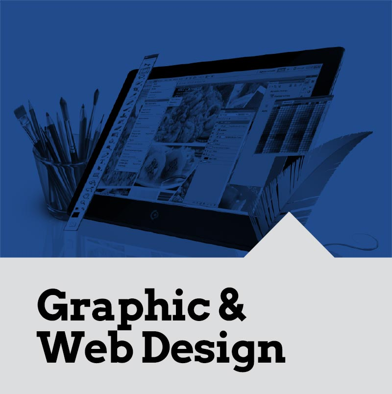 Graphic Design and Web Design