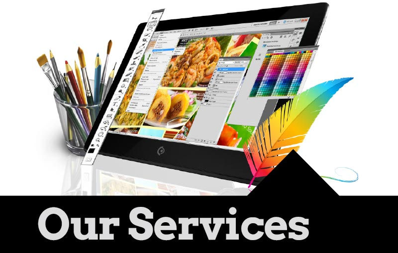 Printing, Design, Mailing and Vehicle Graphics Services