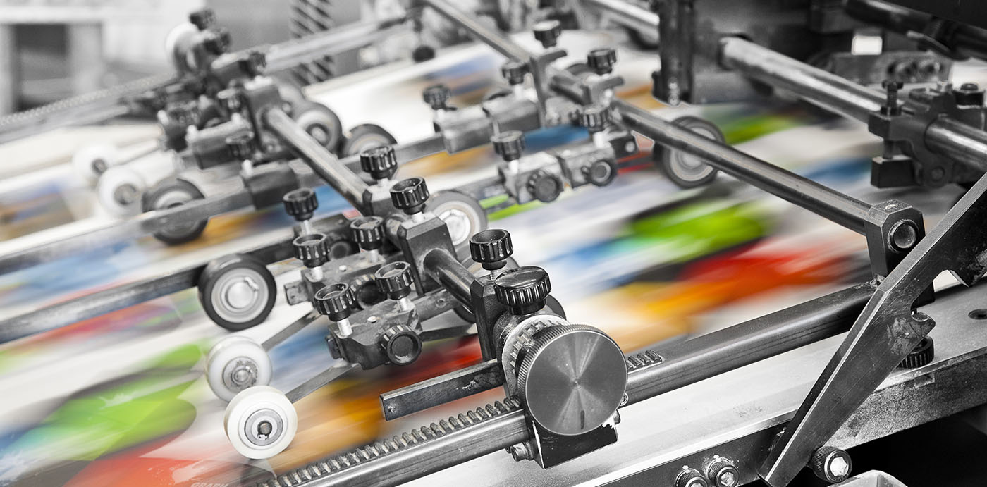 Commercial Offset Printing and Digital Printing